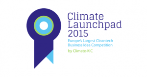 "Konkursas ""ClimateLaunchpad 2015"""