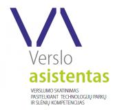 Verslo asistentas - verslumo skatinimas pasitelkiant technologijų parkų ir slėnių kompetencijas