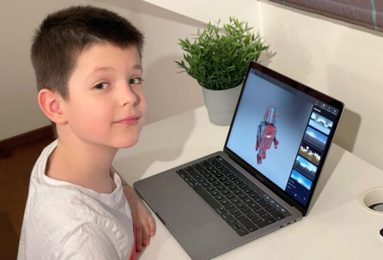 """""""Paulai Tech"""" platforma: virtualūs eksperimentai augins vaikų domėjimąsi technologinėmis disciplinomis"""